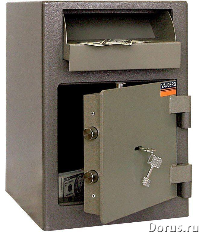 Сейф депозитный ASD Valberg для кассы - Торговое оборудование - Сейф депозитный ASD Valberg для касс..., фото 1