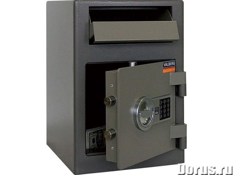 Сейф депозитный ASD Valberg для кассы - Торговое оборудование - Сейф депозитный ASD Valberg для касс..., фото 2