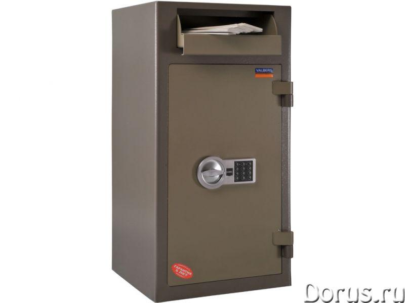Сейф депозитный ASD Valberg для кассы - Торговое оборудование - Сейф депозитный ASD Valberg для касс..., фото 4