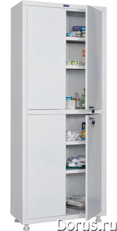 Шкаф для медикаментов металлический медицинский МД ШМ - Медицинские услуги - Продаем шкафы для медик..., фото 2