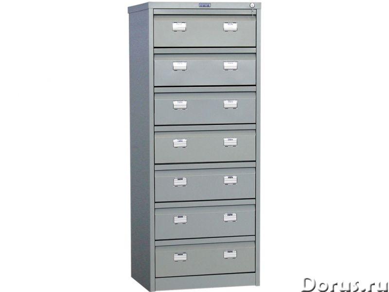 Шкаф картотечный металлический AFC Практик - Офисная мебель - Шкаф картотечный металлический AFC Пра..., фото 5