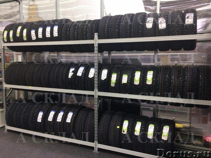 Среднегрузовые металлические стеллажи для склада - Товары промышленного назначения - Реализуем средн..., фото 2