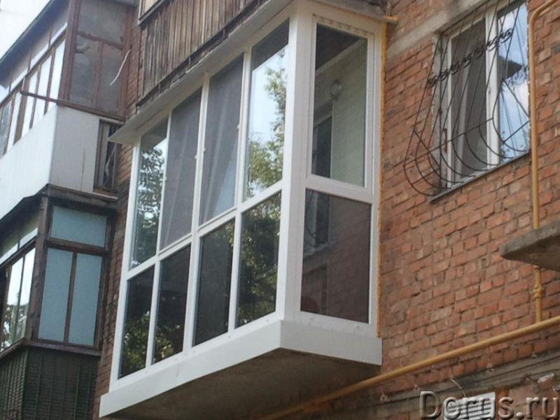 Пластиковые окна Стек - Строительные услуги - Окна, балконы, жалюзи, лоджии Рассрочка на 6 месяцев б..., фото 2